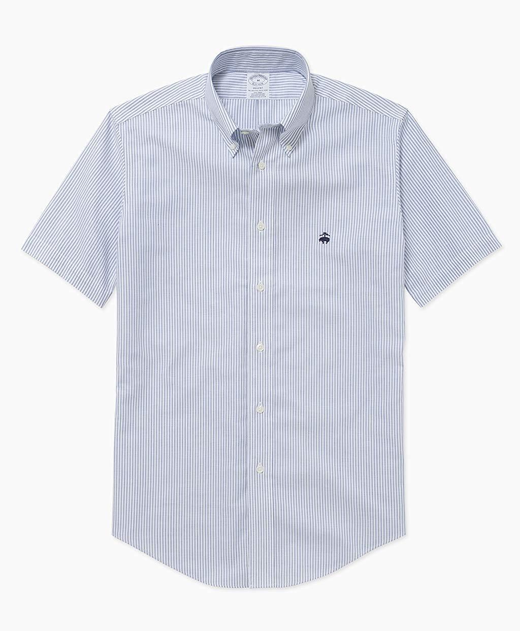 ブルックスブラザーズの半袖シャツ