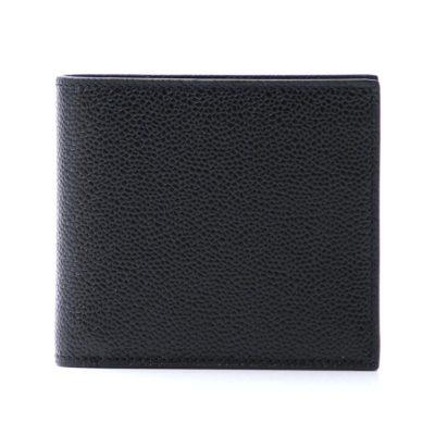 トムブラウンの二つ折り財布(THOM BROWNE)ウォレット