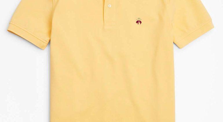 ブルックスブラザーズのポロシャツ