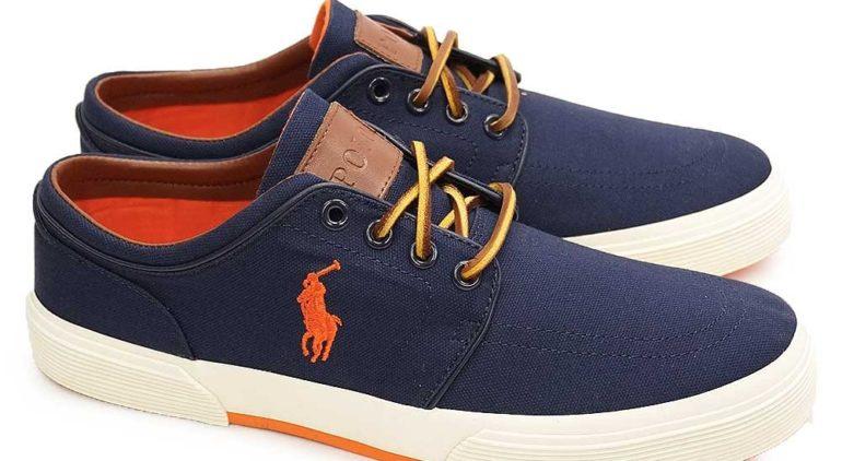 ラルフローレンのスニーカー|靴