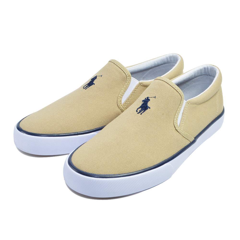 ラルフローレンのスリッポン、スニーカー、靴