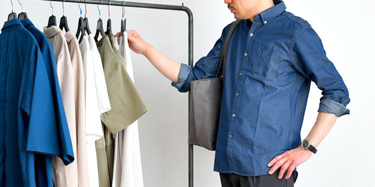 買う服は自分で決められるようになろう。