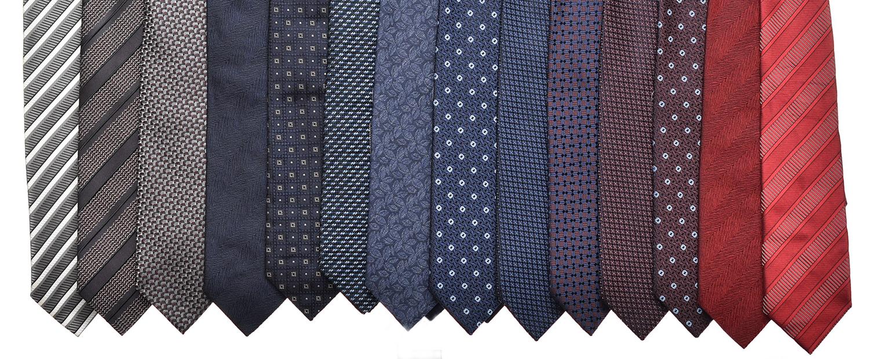 ネクタイの選び方necktie