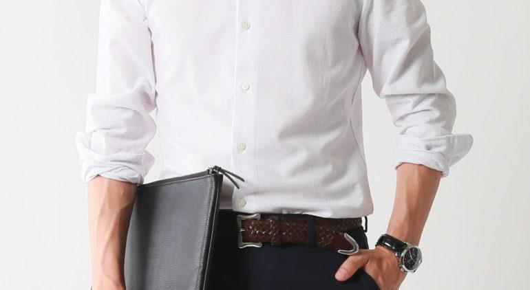 クールビズに必須のメンズシャツとポロシャツとは?