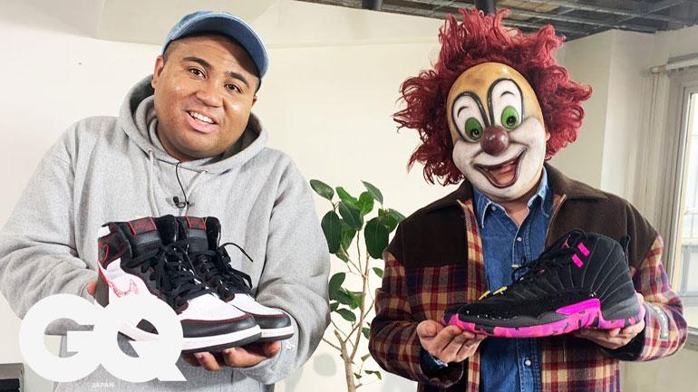 セカイ・ノ・オワリ・DJ LOVE、圧巻の「エアジョーダン Air Jordan」コレクション!セカオワメンバーとのスニーカー秘話も公開 | Sneaker Holics S4 #4|アントニー|GQ JAPAN