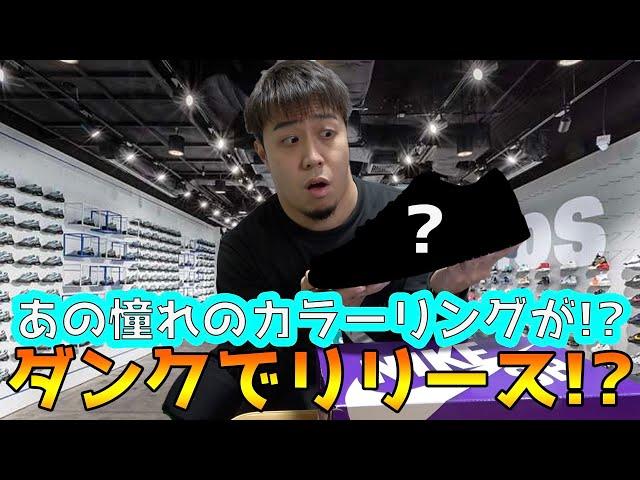【スニーカーレビュー】憧れのスニーカーがNIKE DUNK(ナイキ ダンク) SBになって帰ってきた!?