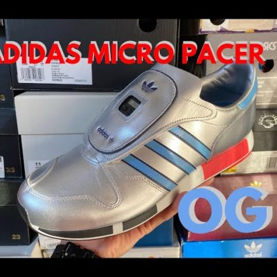 "ADIDAS MICRO PACER(アディダス マイクロ ペーサー) ""OG"" review & on feet!!"