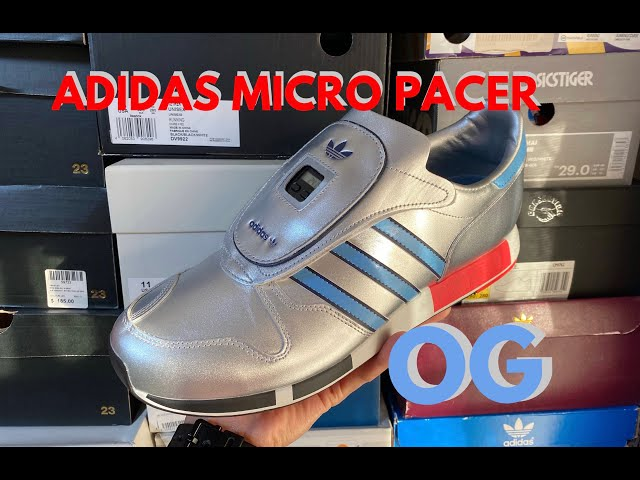 """ADIDAS MICRO PACER(アディダス マイクロ ペーサー) """"OG"""" review & on feet!!"""