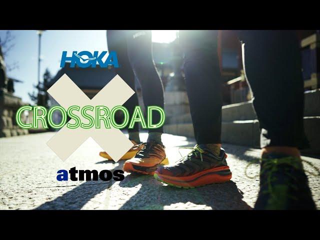 トレイルランニングの神シュー、HOKA(ホカ)<SPEEDGOAT>降臨!山を駆ける!駆ける!!駆ける!!!『CROSSROAD』Season 1_Episode 5