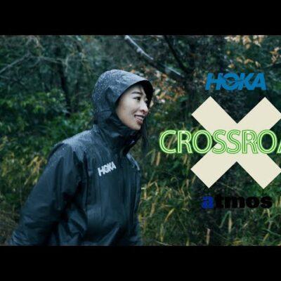 【ハイキング】筑波山を話題のTENNINE HIKE(テンナインハイク)で歩くHOKA ONE ONE(ホカオネオネ) x atmos CROSSROAD Episode 7