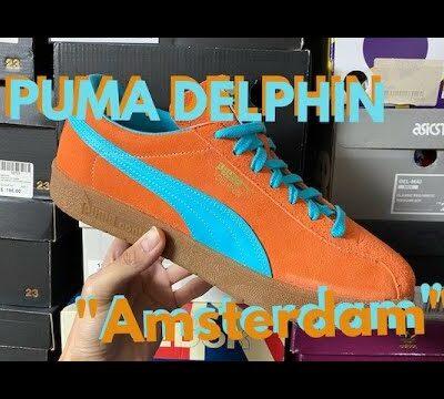 "PUMA DELPHIN(プーマ デルフィン) OG ""Amsterdam(アムステルダム)"" review & on feet!"