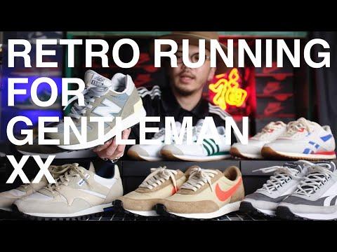 【大人楽しいスニーカー】レトロランニングを履こう New Balance(ニューバランス)M1300 adidas(アディダス)カントリー NIKE(ナイキ)デイブレイク Reebok(リーボック)クラシックナイロン
