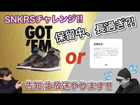 "SNKRS オンラインチャレンジ!Air Jordan 1 High OG Rust Shadow!Nike Dunk Low ""Michigan"" DD1391-700"