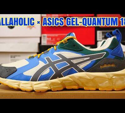 ballaholic(ボーラホリック) × ASICS(アシックス) GEL-QUANTUM 180