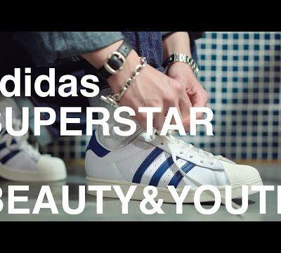 久々に【買い】なadidasスーパースター ビューティー&ユース別注【アディダス】【superstar】
