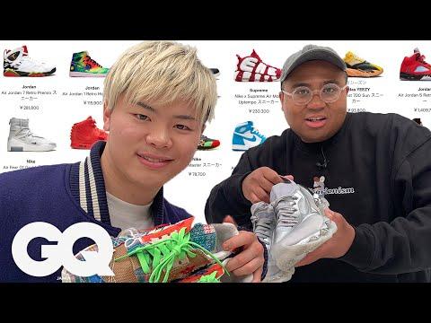 那須川天心が10万円でスニーカーショッピング! 希代のキックボクサーが選んだ一足とは?