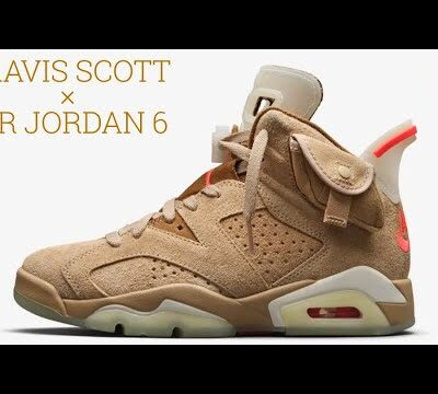 TRAVIS SCOTT × NIKE AIR JORDAN 6 に戦いを挑んだ結果【2021.04.30】