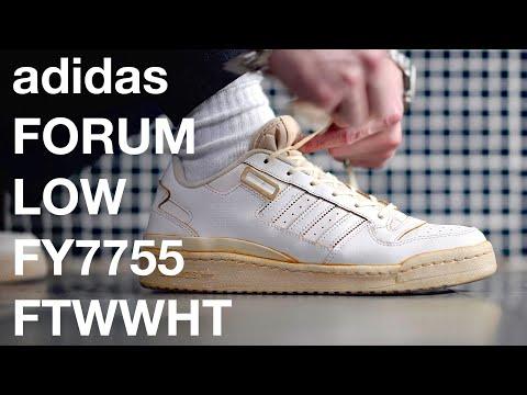 【フォーラム84じゃなくて現行モデルを選んだ理由】エアフォース1とサイズ感やボリュームの違い adidas FORUM LOW アディダスヴィンテージカスタム ネオヴィンテージ