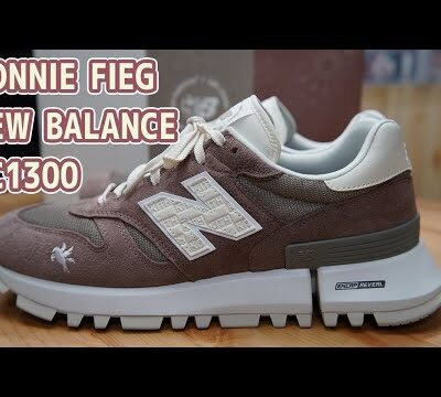 Kith × New Balance(ニューバランス)RC1300を開封