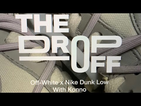 """【SNKRS】THE DROP OFF """"With KONNO"""""""